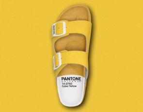Sandały PANTONE
