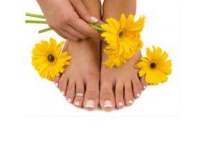 Trend na piękne stopy