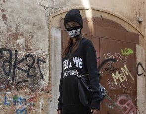 Moda trendy: Givenchy wiosna 2017