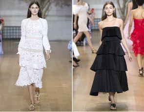 Moda wiosna 2017: Oscar de la Renta