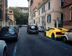 LEGO szokujące pojazdy