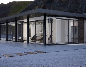 Designerski dom nad morzem
