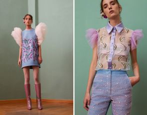 Moda 2017: ekscentryczne falbany