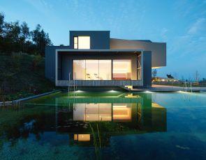 Designerski dom w Austrii