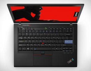 Modne notebooki: Lenovo ThinkPad 25