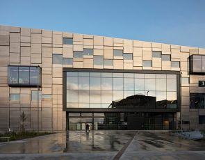 Architektura Norwegia: KMD w Bergen