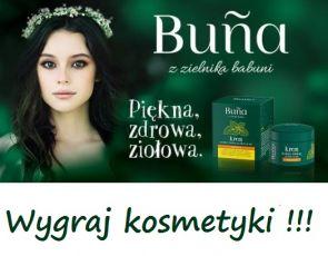 Konkurs: Wygraj modne kosmetyki Buña