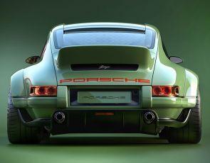 Porsche 964 DLS