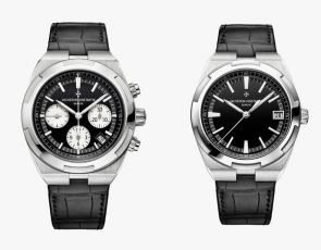Trendy design: Vacheron Constantin Overseas