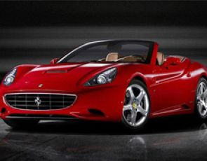Nowe Ferrari - California 2009