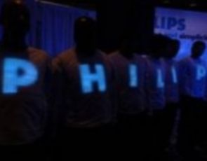 Lumalive Philips!(video)