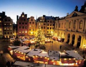 Targi świąteczne- miasta