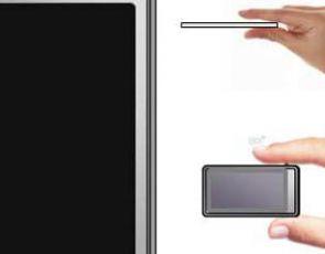 Sony Walkman z dotykowym ekranem
