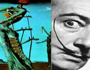 It is love- Salvador Dali