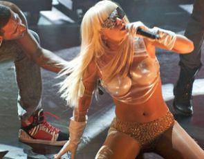 Lady Gaga i jej taneczne szaleństwa