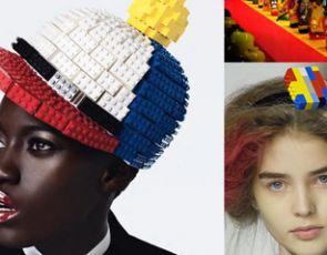 Moda na Lego
