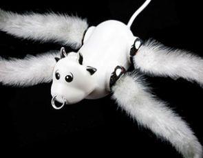 Krówka - mrówka USB i koci ogon