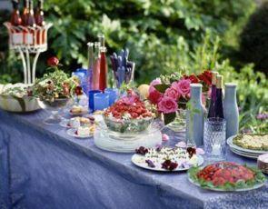 Co przygotować na Garden Party