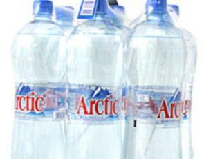 Rewelacyjne reklamy wody Arctic