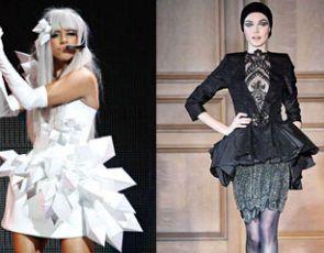 Lady Gaga inspiracją dla projektantów