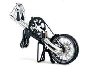 Podręczny rower – możesz go zabrać ze sobą wszędzie!
