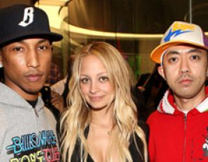 Nicole Richie i Pharrell Williams?!