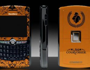 Courvoisier dla Blackberry, iPhone oraz iPod