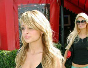 Nicole Richie i Paris Hilton w Simple Life