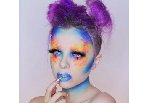 Makijaż do kąpieli