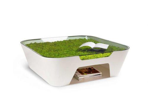 Trendy meble: organiczny stolik