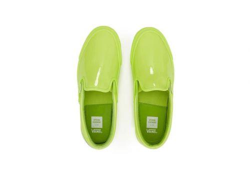 Trendy moda: błyszczące buty