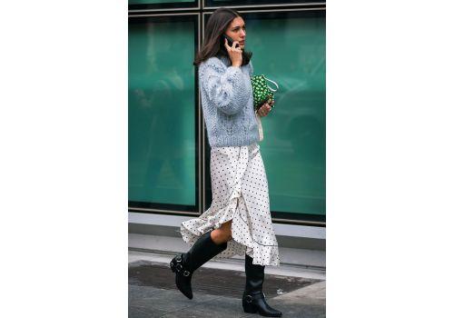 Trendy moda: jak nosić kropki…
