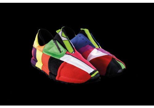 Modne buty: poprawione sneakersy