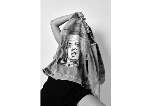 Trendy moda: obrazy na plecach