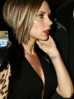 Foto 2 Gwiazdy A Tatuaże Moda Prosto Z Czerwonego Dywanu